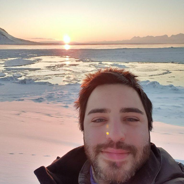 Isolamento e Covid-19: parla Marco Casula, unico italiano alla base CNR in Artico