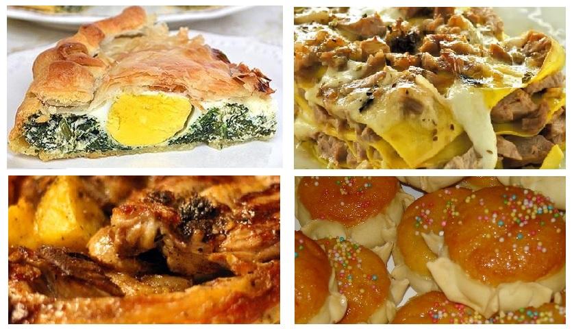 Ricette di Pasqua: un menù speciale con piatti della tradizione