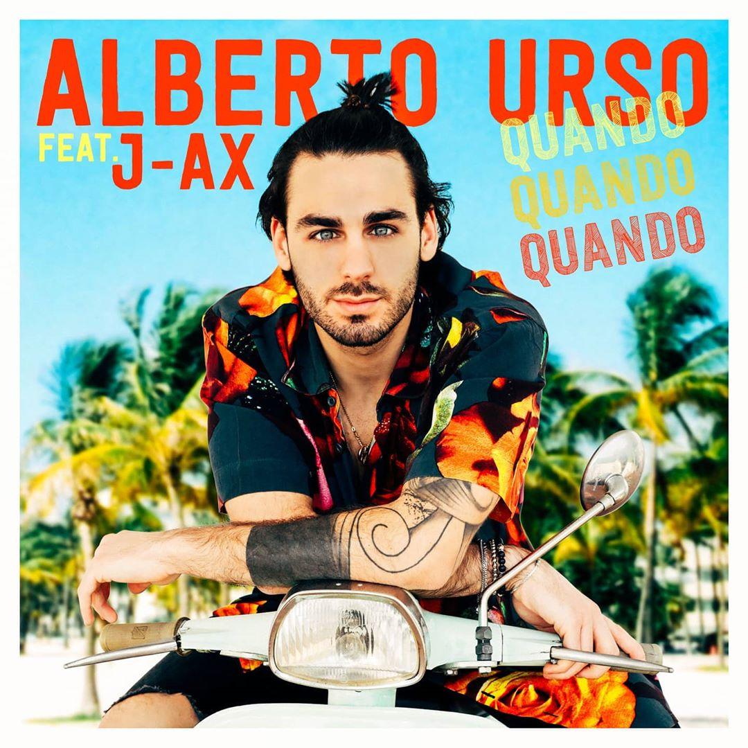 Alberto Urso annuncia il nuovo singolo per l'estate: ed è featuring J-Ax