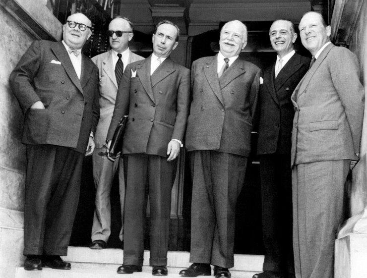 70 anni di Unione Europea. Passando per la Risoluzione di Messina ed i Trattati di Roma