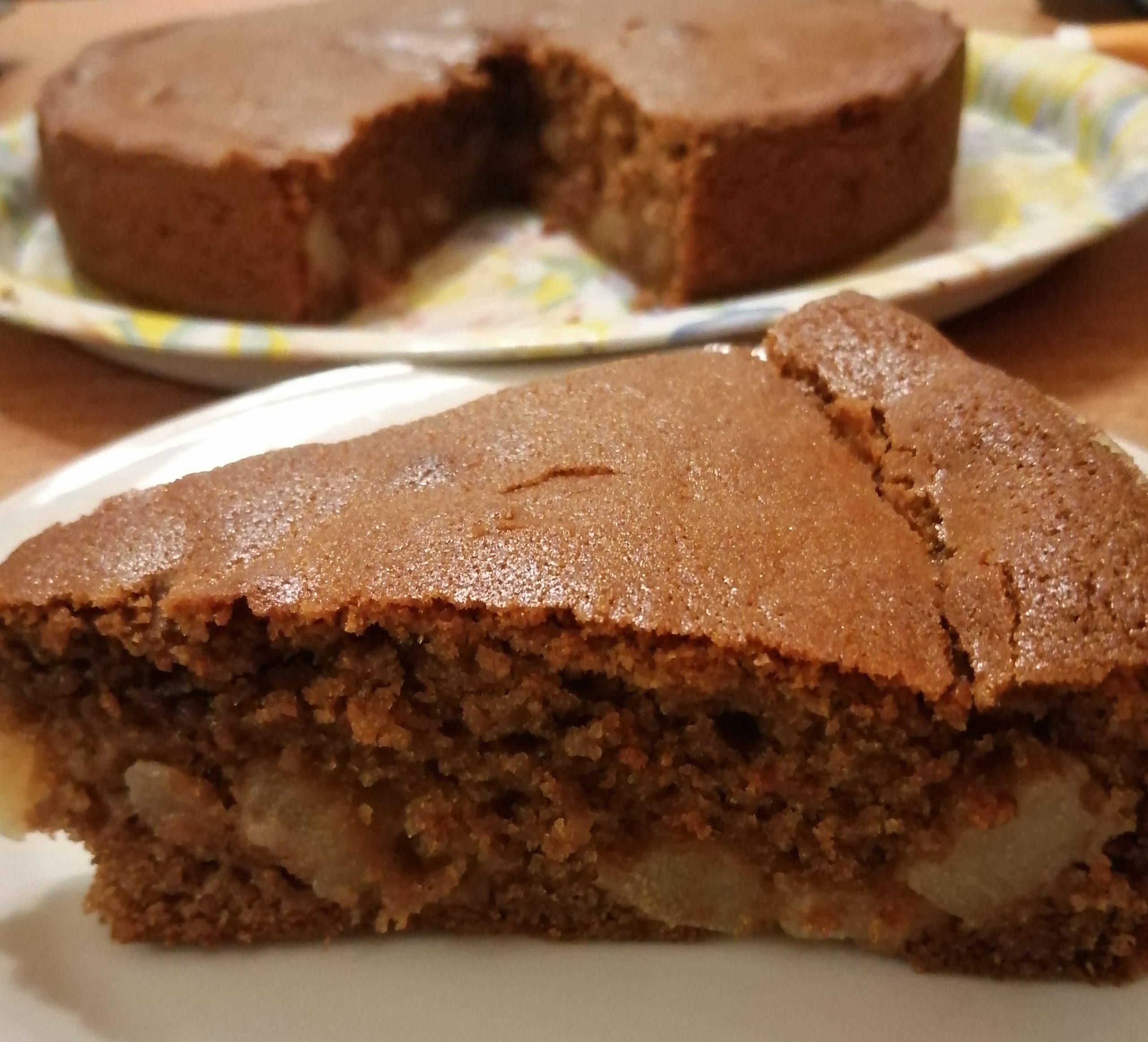 Torta soffice pere e cioccolato – Le ricette de LaTuaNotizia
