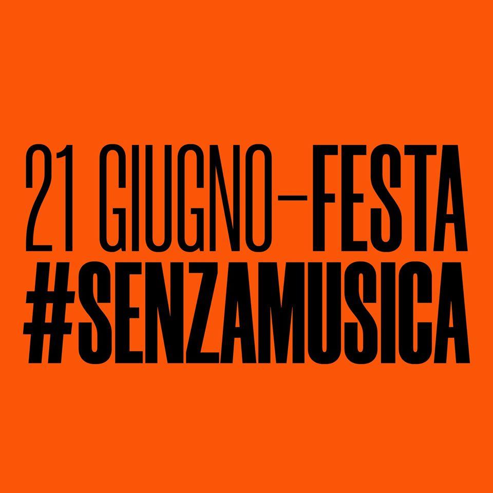 Festa della Musica o Festa #senzamusica?