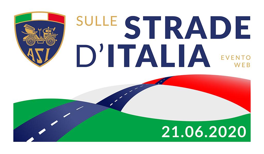 """""""Asi sulle strade d'Italia: il grande raduno di auto storiche in streaming per unire il Paese"""