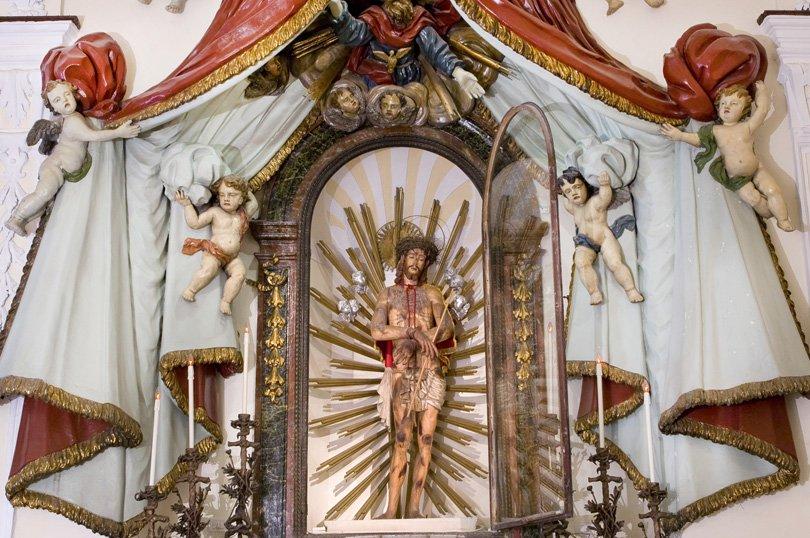 Villafranca Tirrena: al Santuario Ecce Homo di Calvaruso una messa per i Volontari COVID-19
