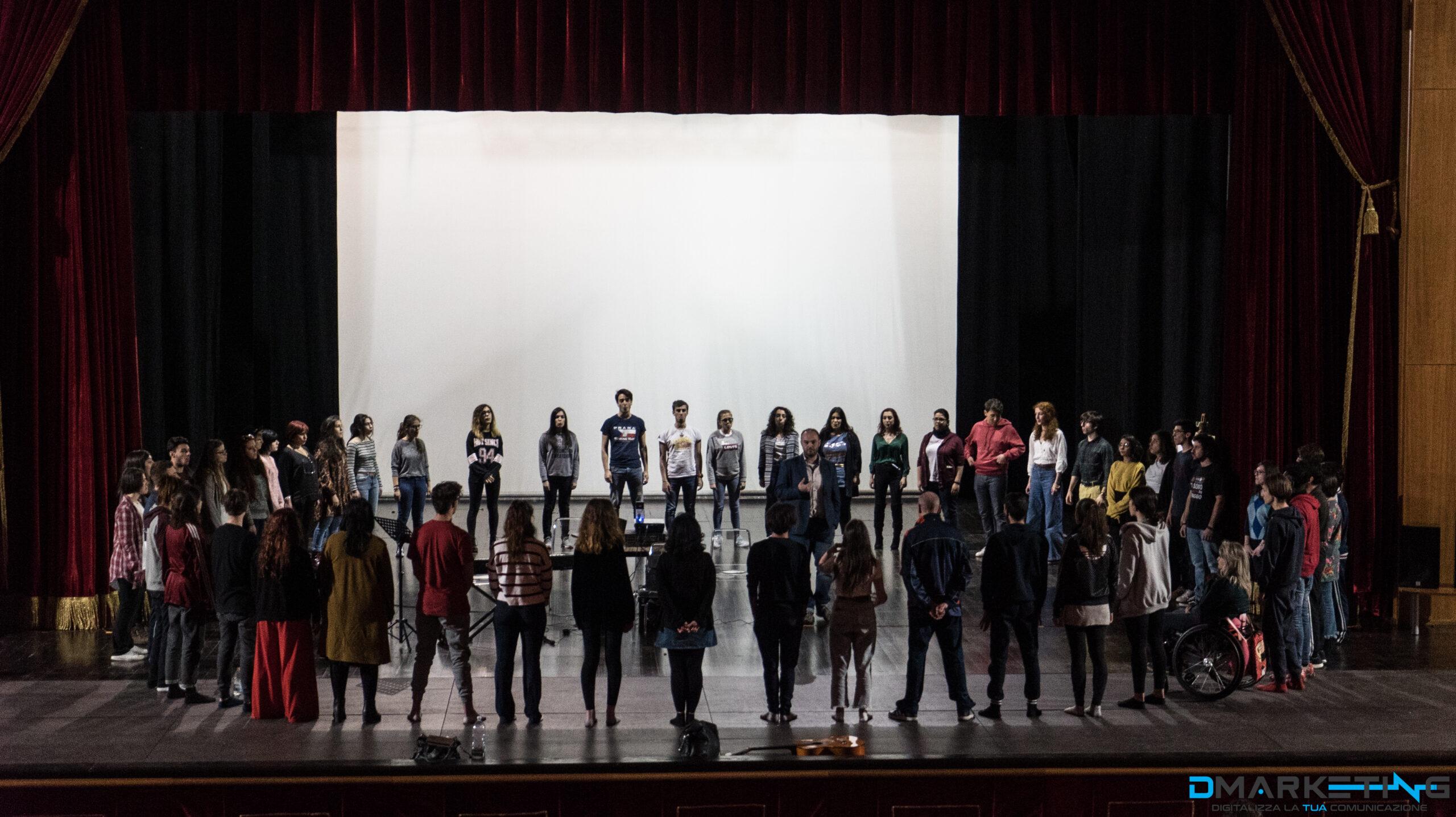 Teatro Mandanici di Barcellona: riparte il laboratorio dal vivo