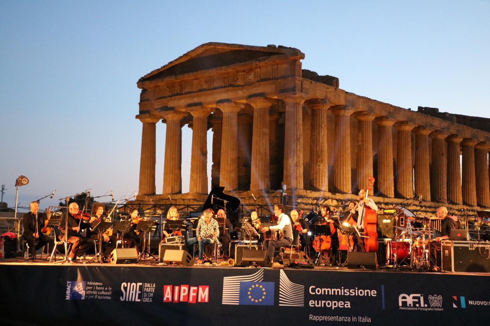 """Festa della Musica: Paolo Fresu nella Valle dei Templi rilegge il """"Laudario di Cortona"""""""