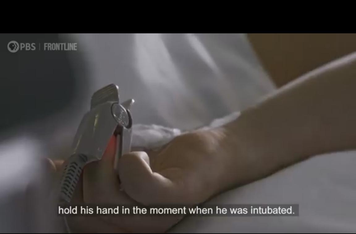 """""""Senza respiro"""" su Rai2 il documentario che racconta la sofferenza causata dal Covid-19"""
