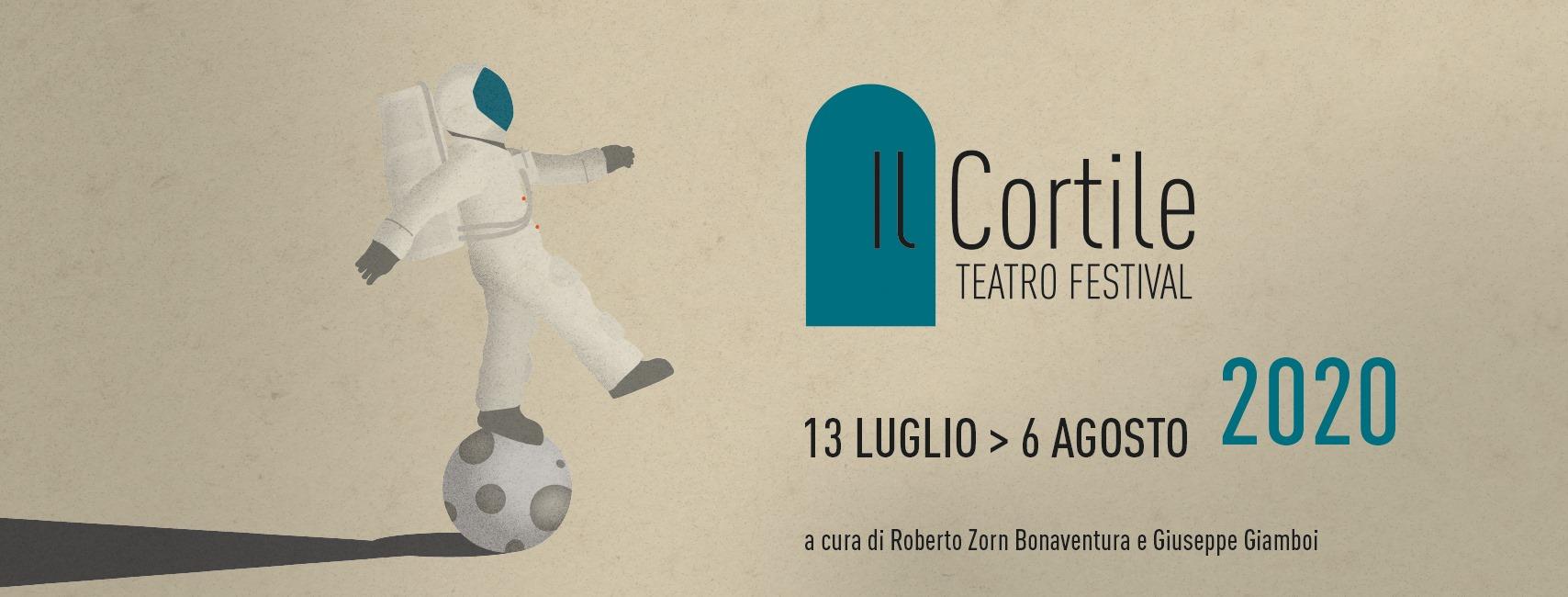 """Il Cortile Teatro Festival 2020: si riapre con """"Amleto"""" e """"Nor (live) – Un fotodramma"""""""
