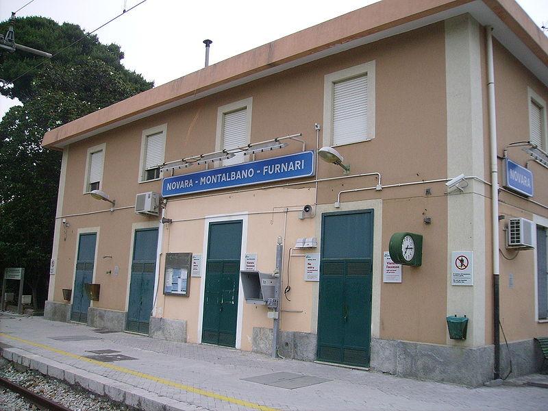 """All'associazione """"Angeli sull'asfalto"""" la sede della stazione ferroviaria di Novara – Montalbano – Furnari"""