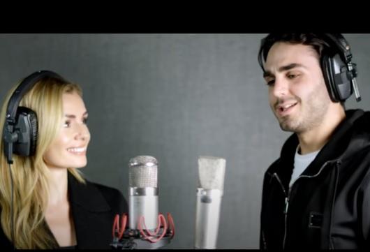 """Alberto Urso e Katherine Jenkins in un duetto magico: """"Cinema Paradiso"""". Il VIDEO su YouTube"""