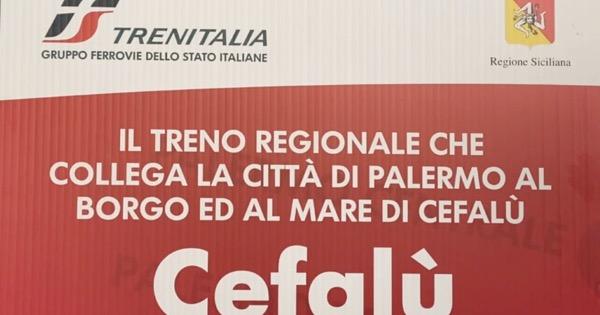 Sicilia, ferrovie: inaugurata la tratta Cefalù – Punta Raisi