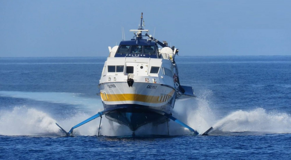 Isole Eolie, riprendono i collegamenti da Messina