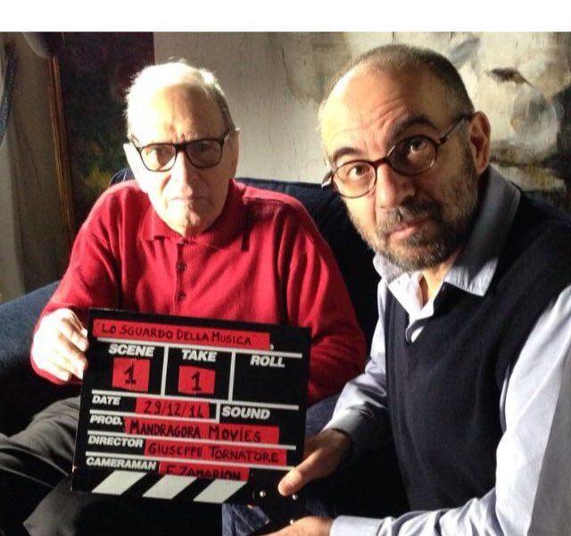 Attesa per il film di Giuseppe Tornatore dedicato a Ennio Morricone