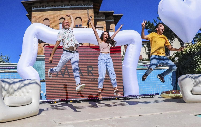 Pinarella di Cervia, tre giorni di Summer Social Times tutti TimeToBeCareful