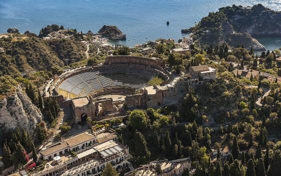 """Taormina, """"Puccini & Verdi Opera Gala"""": al teatro antico si inneggia all'amore"""