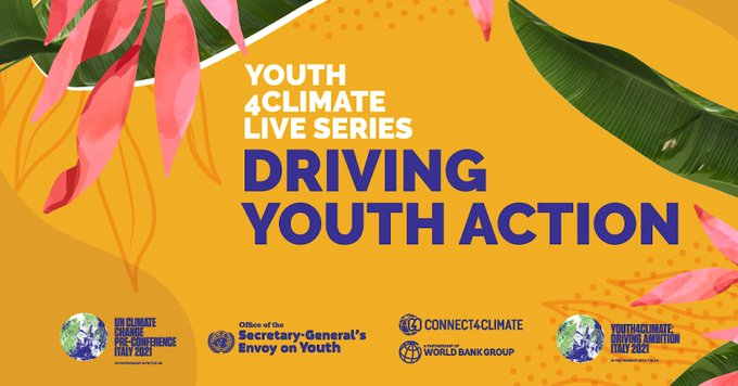 Youth for Climate Live Series: webinar con il ministro dell'Ambiente aperto ai giovani di tutto il mondo