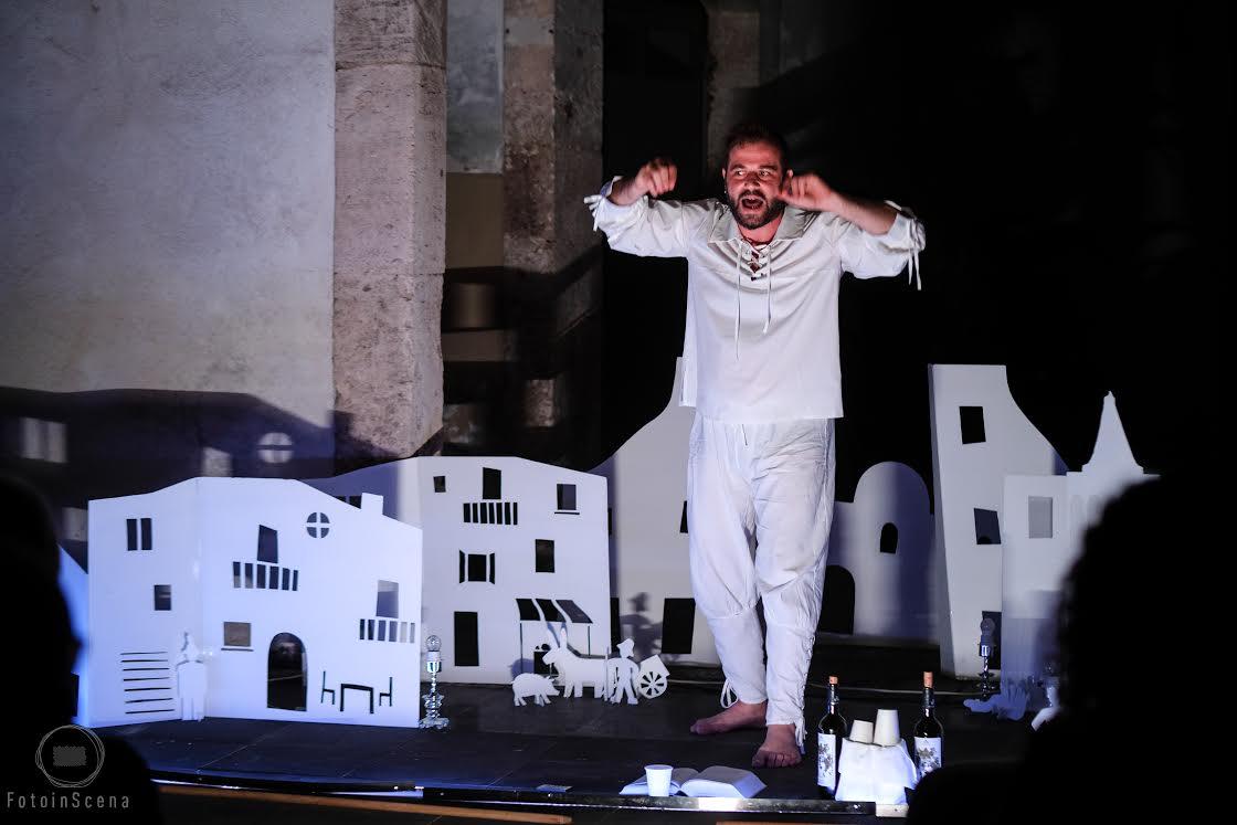 """All'ex Convento San Francesco di Patti in scena lo spettacolo """"Comu Veni Ferrazzano"""""""