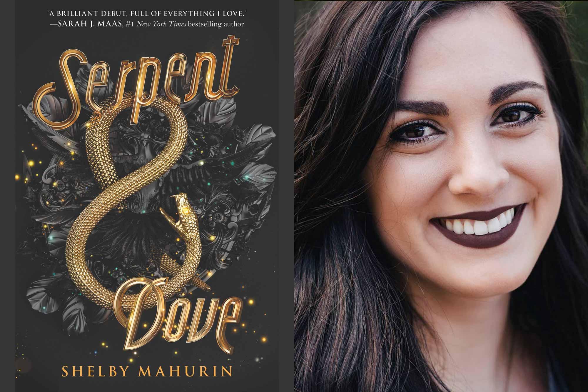 Arriva in libreria Serpent & Dove, lo young adult che ha stregato il pubblico