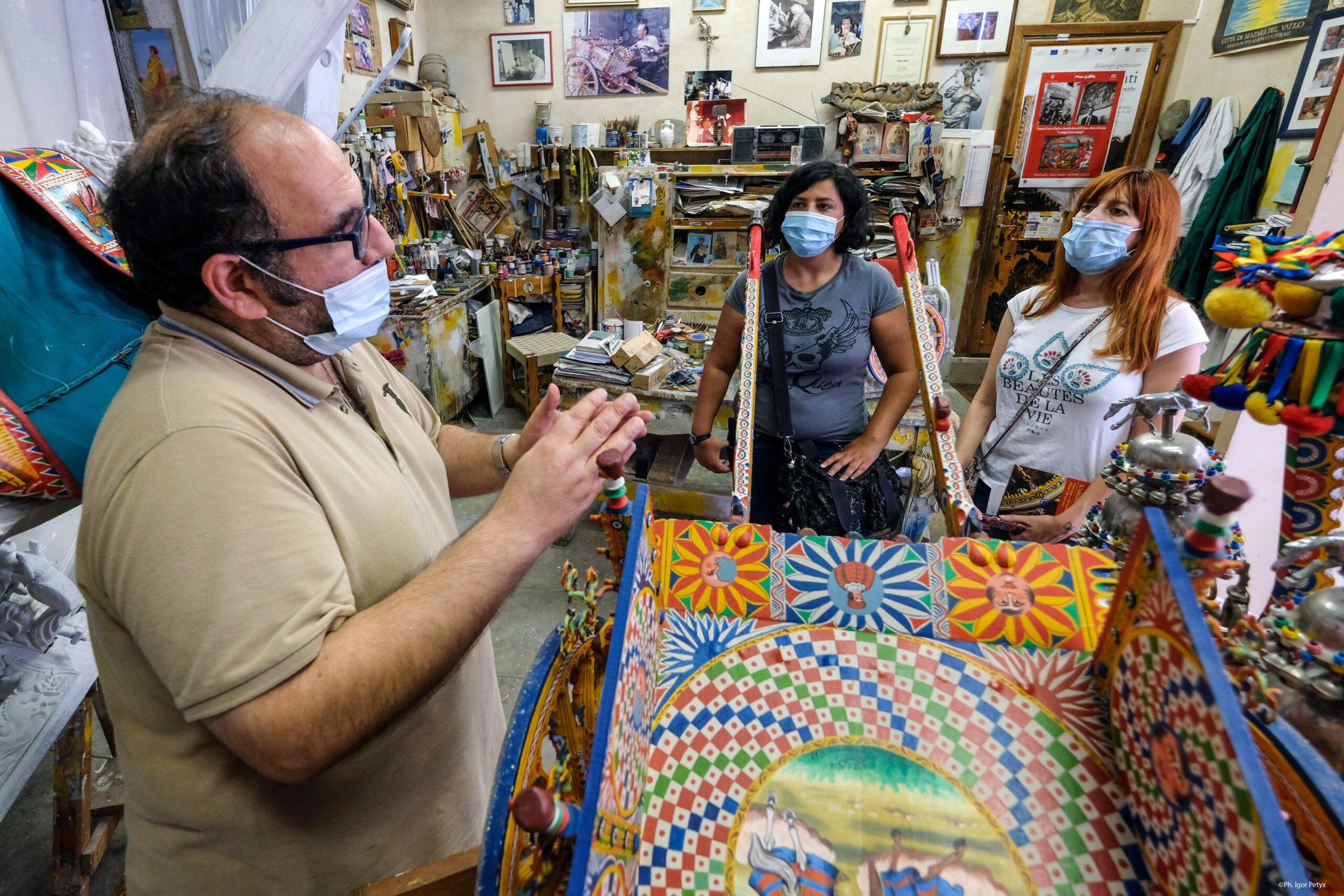 Ottomila visitatori nel secondo weekend per Le Vie dei Tesori. Bagheria e Trapani le città più visitate.