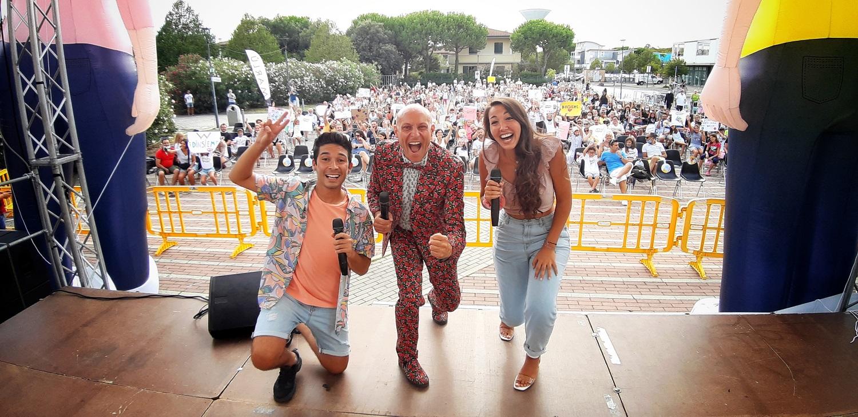 Pinarella di Cervia, grande successo per Summer Social Times e TimeToBeCareful