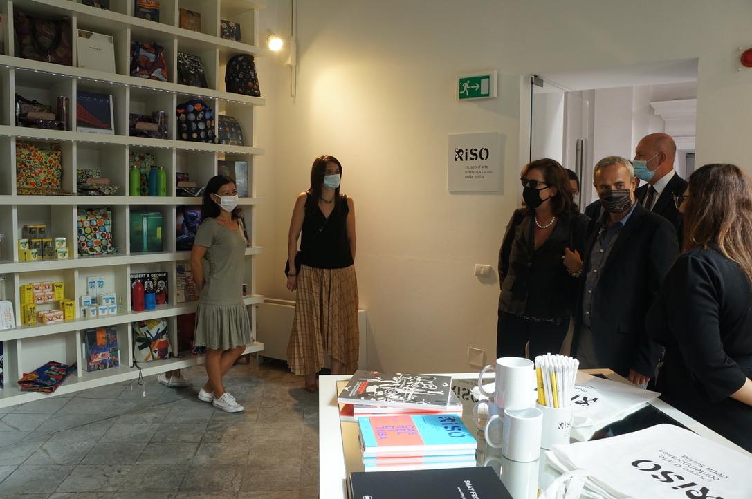 Inaugurato il nuovo BookCulture del Museo Riso. In arrivo una call per il merchandising