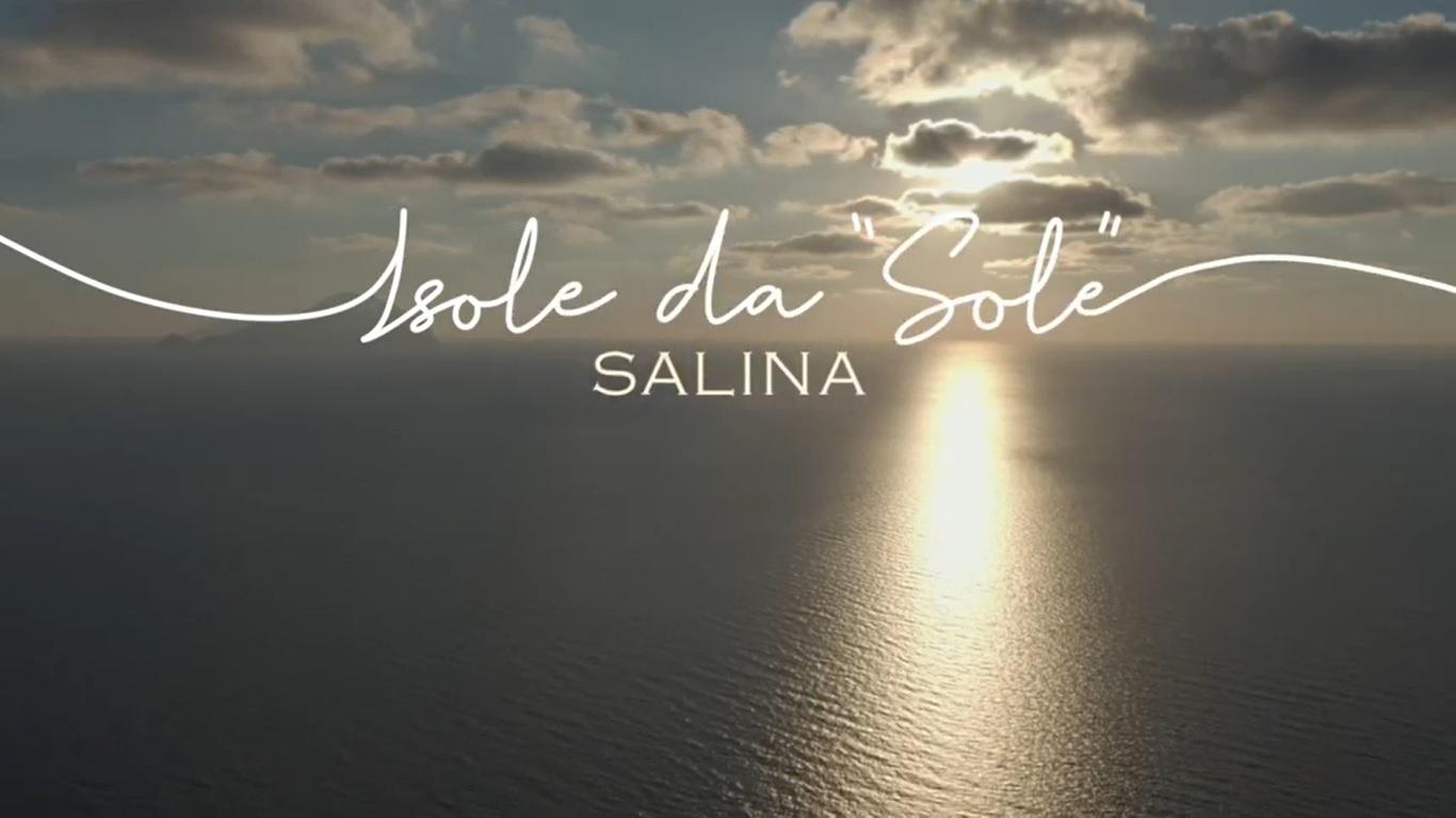 """""""Isole da Sole"""", la sfida ecosostenibile di Salina al Festival di Venezia"""