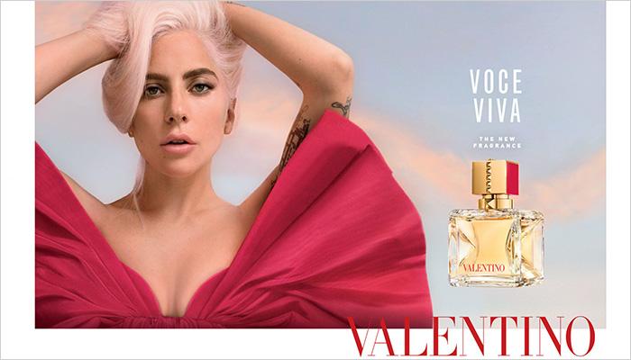 Lady Gaga è il volto di Voce Viva