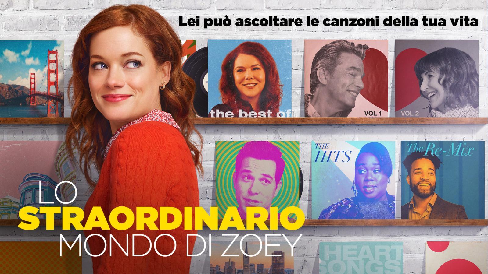 """""""Lo straordinario mondo di Zoey"""": la serie internazionale arriva su RaiPlay in prima visione per l'Italia"""