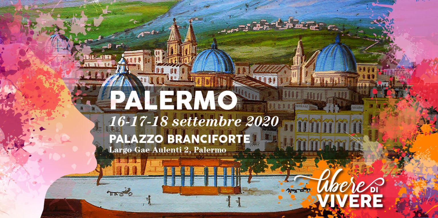 """Palermo: dal 16 al 18 settembre la mostra graphic novel """"Liberi di… VIVERE"""""""