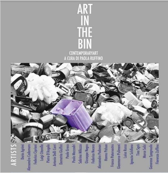 """A Noto la mostra- evento """"Art in the bin"""""""
