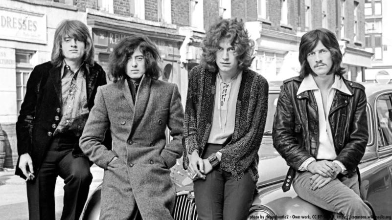 """""""Led Zeppelin Videobiografia"""": a Ghiaccio Bollente l'appuntamento per gli appassionati della band"""