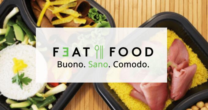 Nasce Feat Food, il sito che vi mette a dieta e porta il cibo a casa