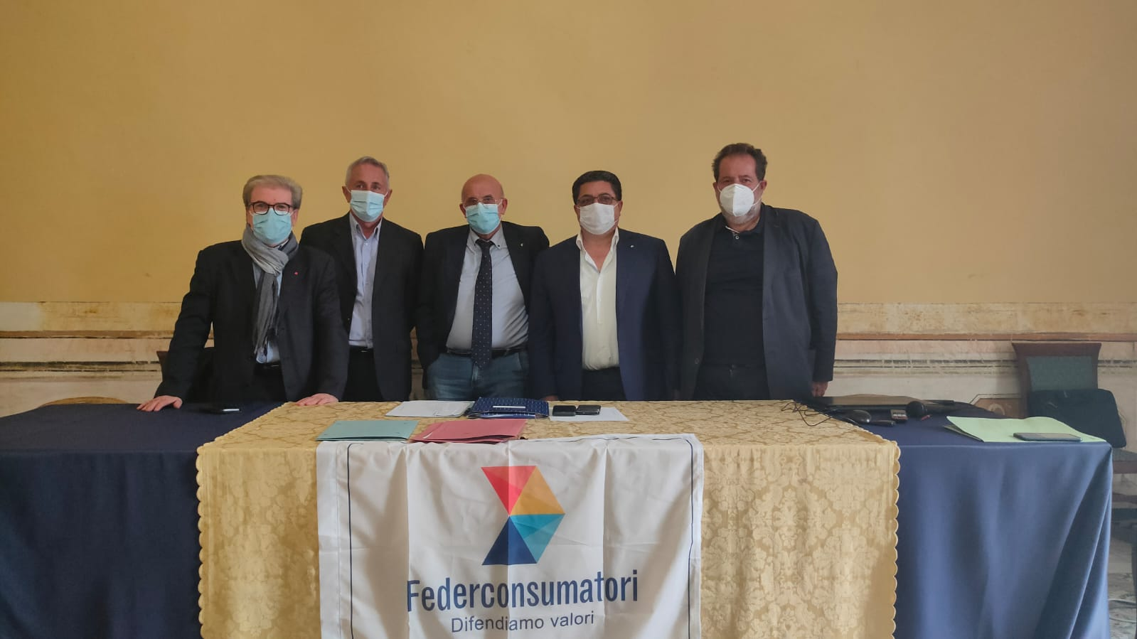 Federconsumatori Messina ha un nuovo direttivo, il presidente è Giuseppe Abate