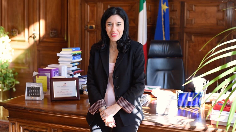 Ventennale della Convenzione Onu Palermo. La Ministra Azzolina in collegamento con 100 scuole e 12 case circondariali