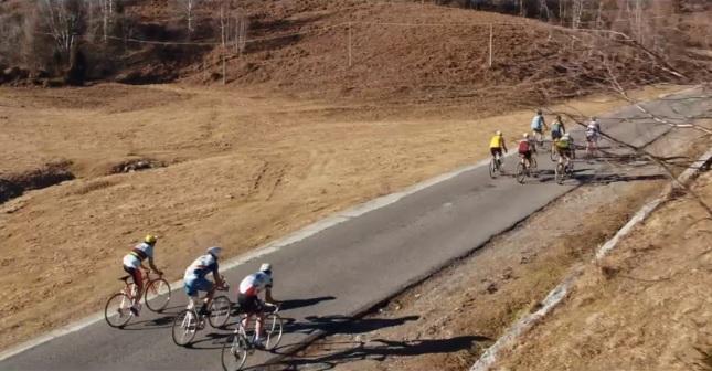 Al via il Giro d'Italia: per la prima volta il Giro in autunno tutto in diretta Rai