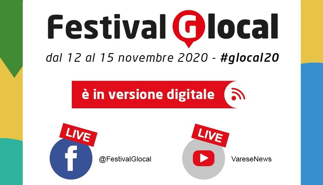 """""""Glocal 2020"""",  sarà in streaming la nona edizione del festival del giornalismo digitale"""