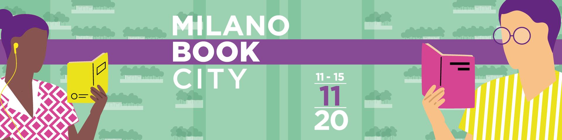 Mondadori vi da appuntamento con Bookcity Milano 2020