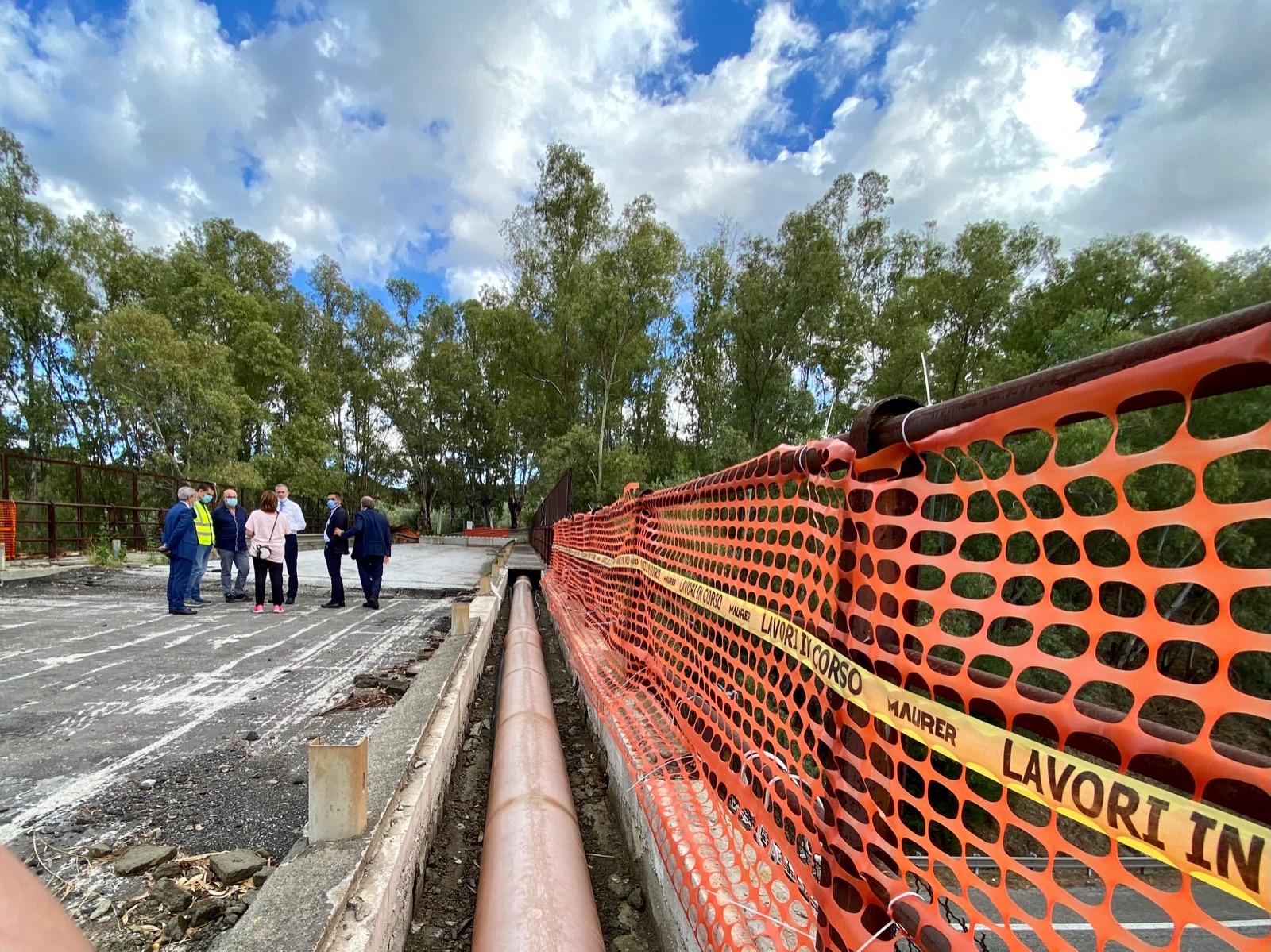 Demolizione cavalcavia, chiusura del tratto autostradale Rometta-Milazzo