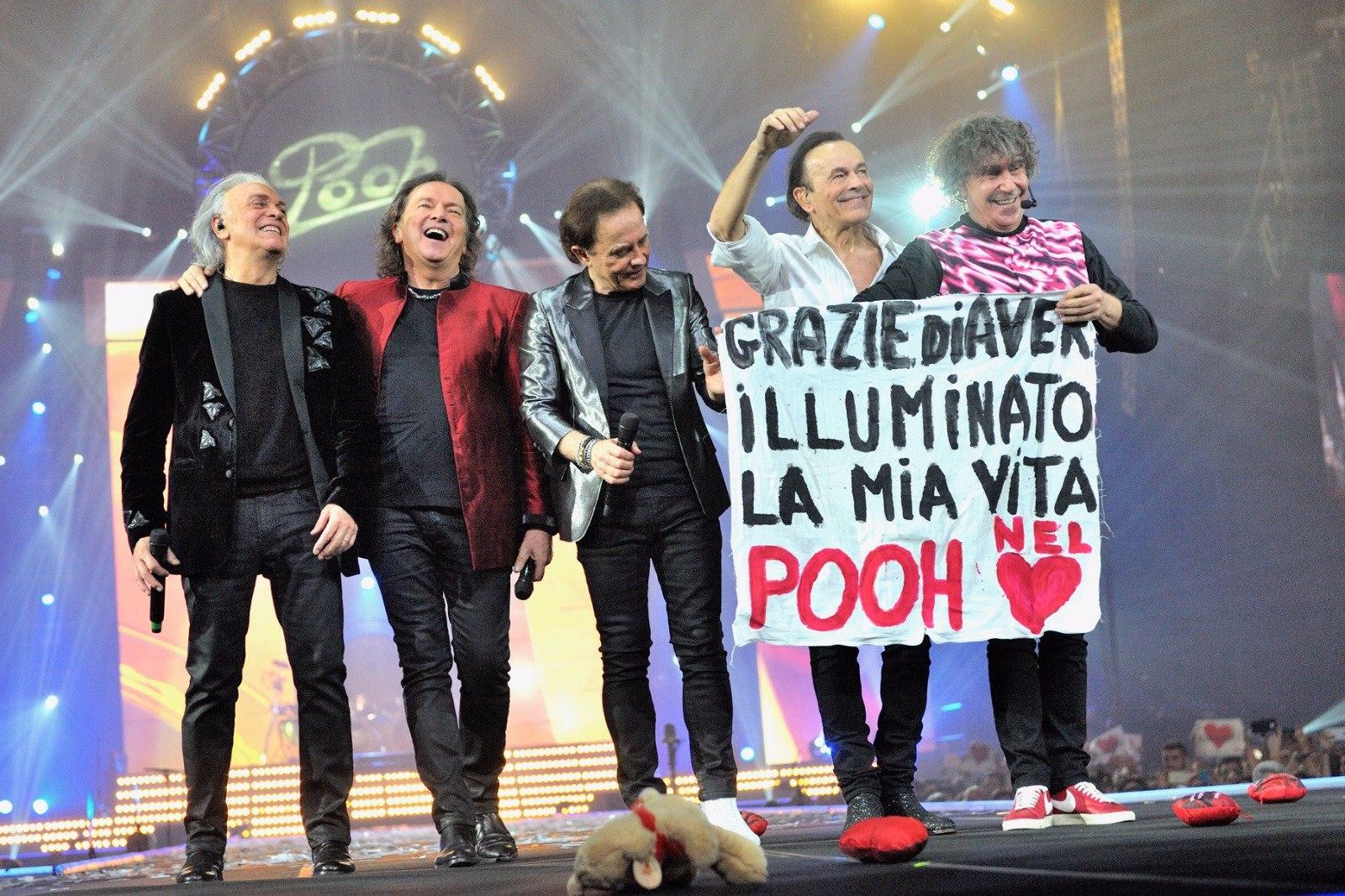 Pooh, 50 anni di musica: la nuova raccolta di canzoni nel ricordo di Stefano D'Orazio