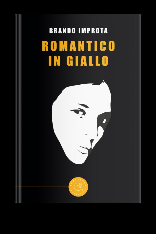 """""""Romantico"""", il romanzo giallo d'esordio dello sceneggiatore Brando Improta"""