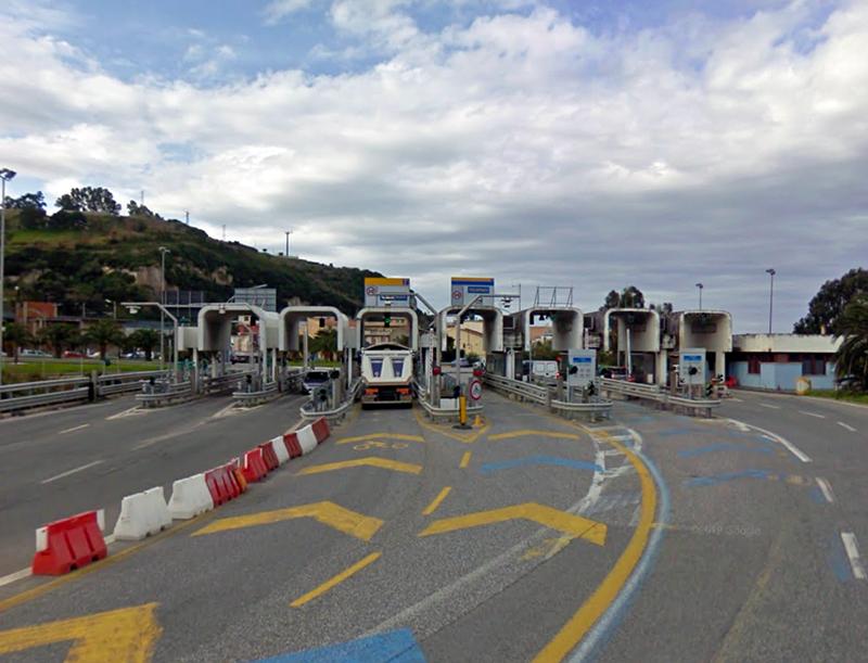 A20, temporanea uscita obbligatoria a Rometta per chi transita in direzione Palermo