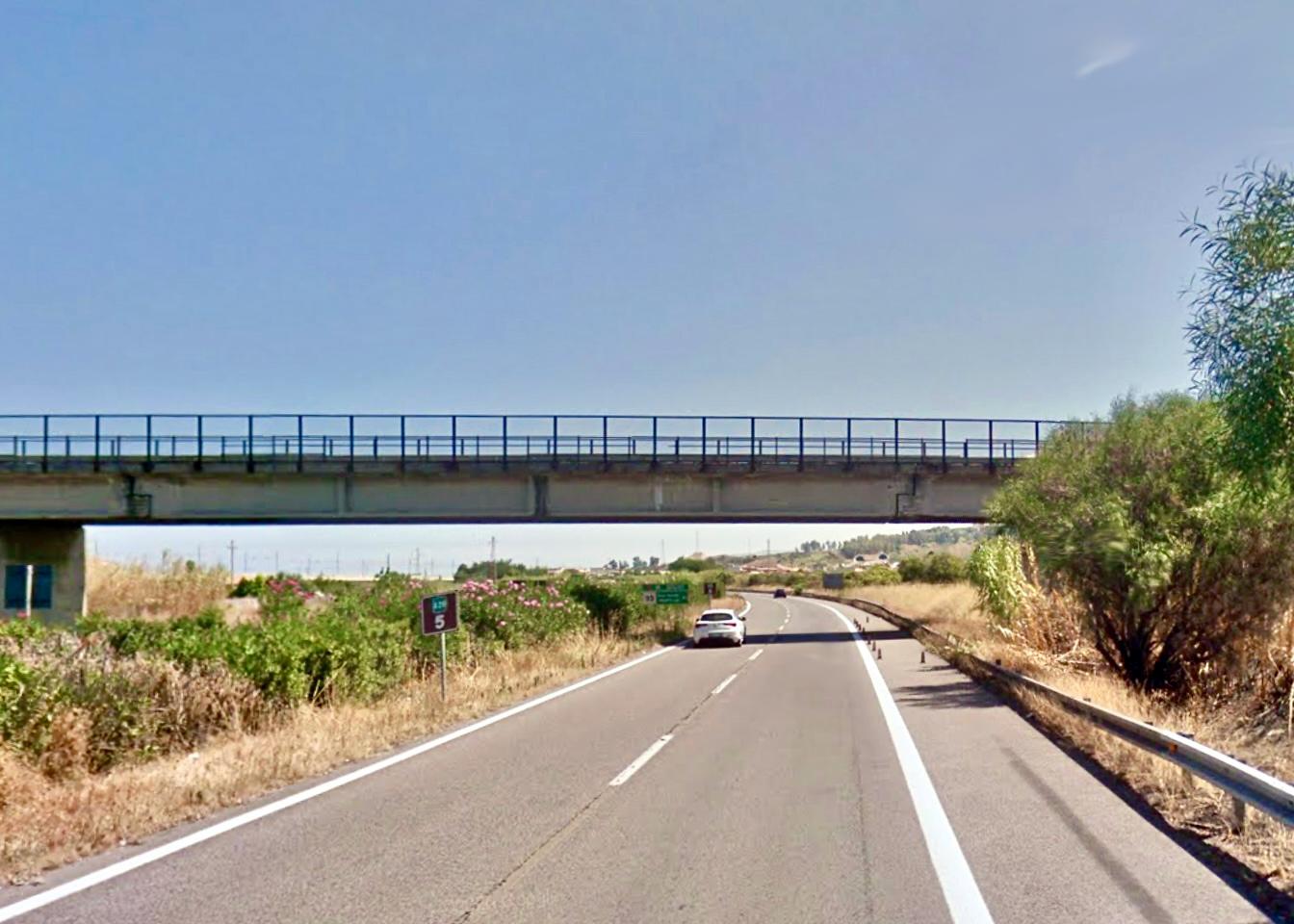 Autostrada A20: a partire da oggi la demolizione del cavalcavia di Venetico. INFO VIABILITÀ