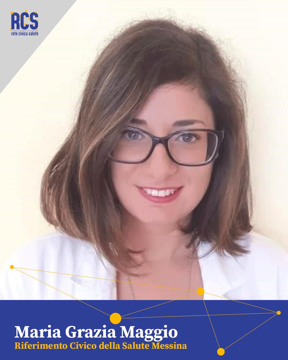 Rete Civica della Salute: Maria Grazia Maggio è il nuovo riferimento civico di Messina