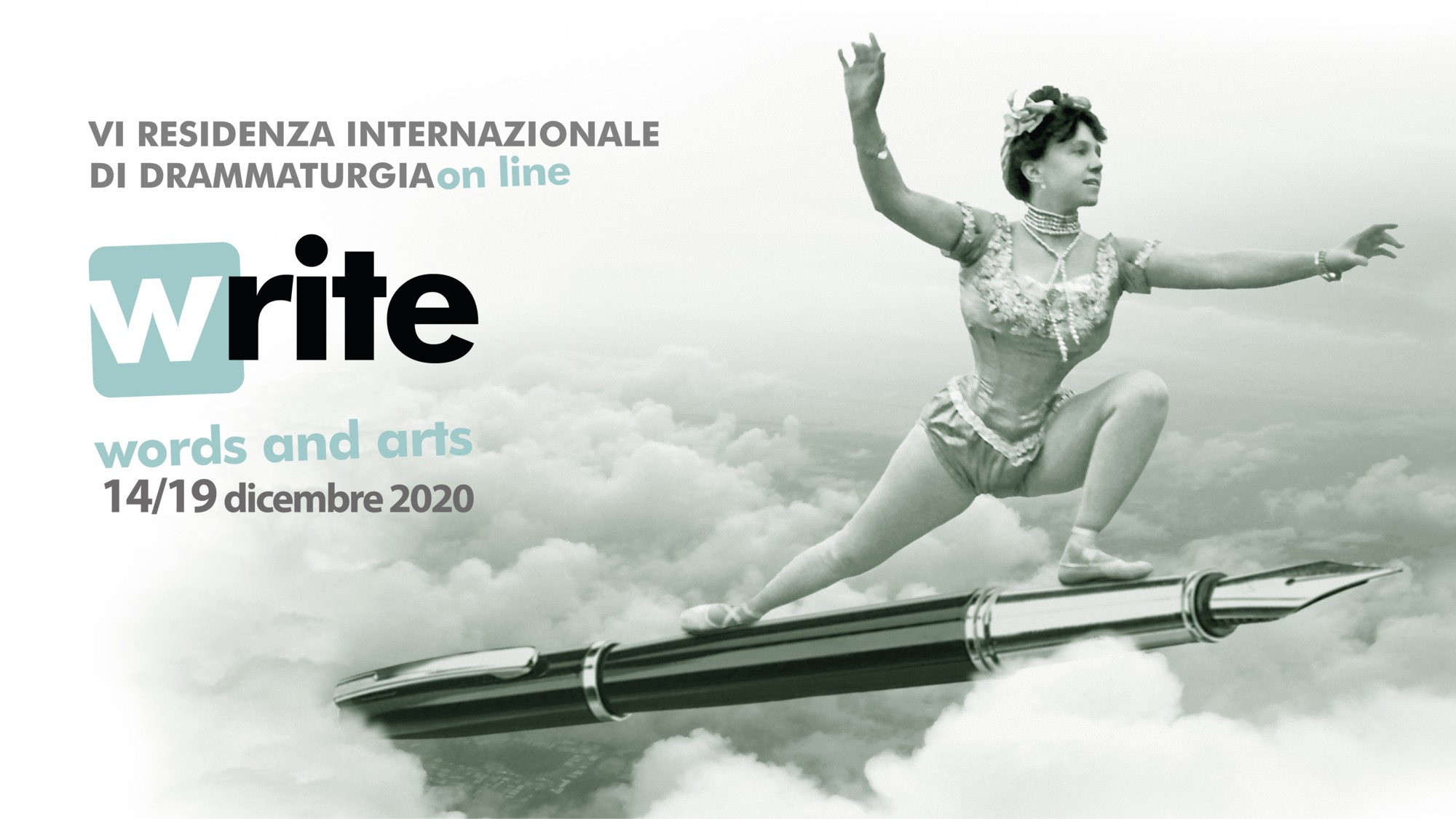 WRITE, progetto di residenza internazionale di drammaturgia: la VI edizione sarà online