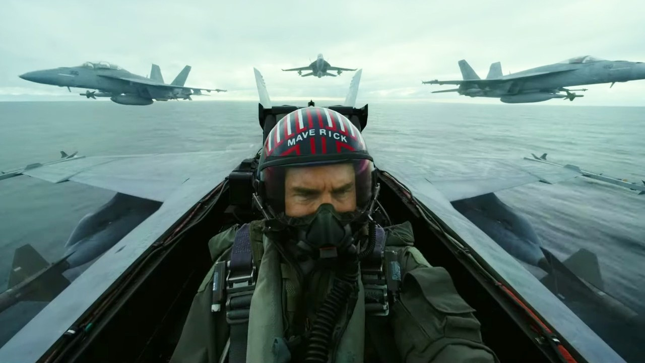 Top Gun: Maverick non un semplice sequel