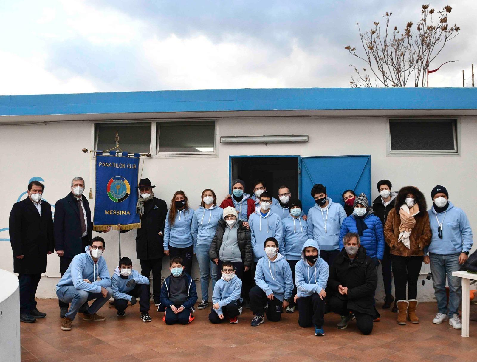 Il Panathlon Messina e il Club Nautico Paradiso uniti per un progetto a favore degli atleti paralimpici