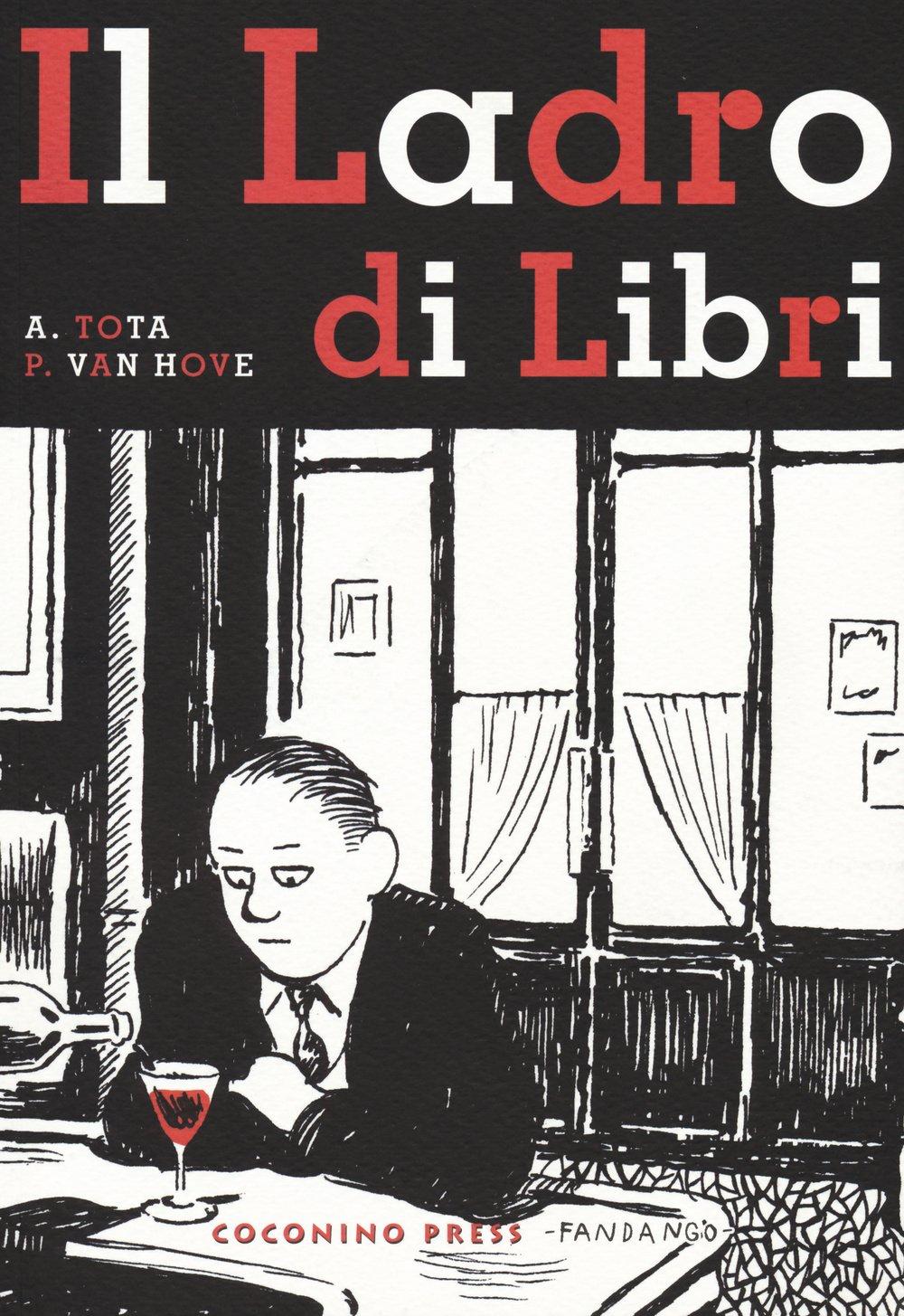 Il Ladro di Libri: un viaggio profondo e tragicomico a fumetti nella Parigi degli Anni Cinquanta