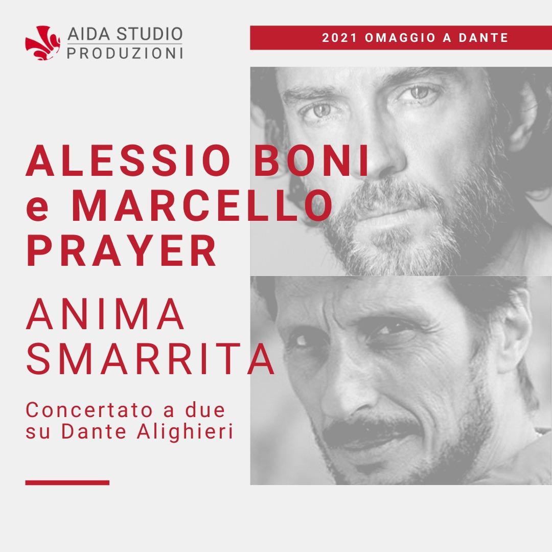 """""""Anima smarrita"""": Alessio Boni è Dante in anteprima streaming dal Teatro Comunale di Carpi"""
