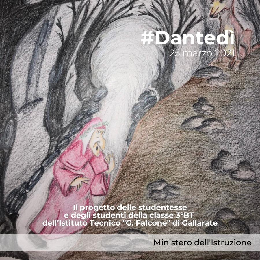 Verso il #Dantedì: fino al 25 marzo un cammino in cui gli studenti saranno protagonisti