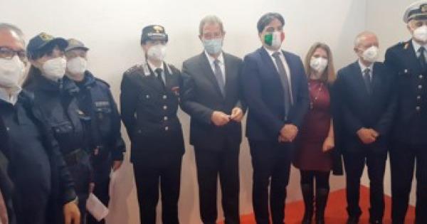 Sicilia: inaugurato a Catania il secondo Hub regionale per la vaccinazione antiCovid